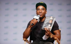 Kevin Hart discusses his new book 'I Can't Make This Up: Life Lessons' with Charlamagne Tha God