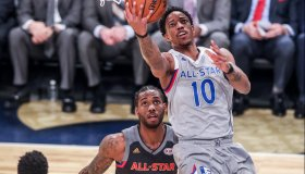 NBA: FEB 19 All-Star Game