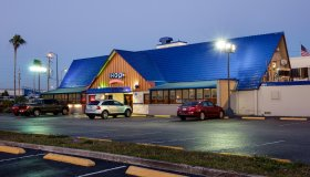 The exterior of IHOP in Kissimmee.