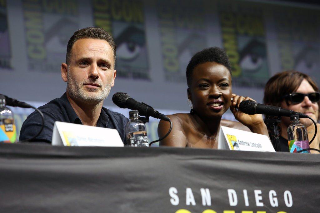 AMC At Comic Con 2018 - Day 2