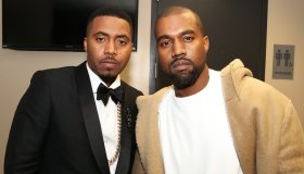 Maxwell and Nas live at the Barclays Center