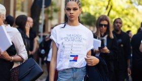 Street Style: September 21 - Milan Fashion Week Spring/Summer 2018