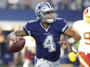 NFL Football - Dallas Cowboys vs Washington Washington Football Team