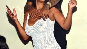 Bow Wow & Girlfriend