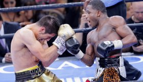 Thurman and Broner win
