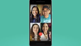WhatsApp Video Conferencing