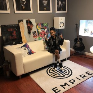 Alaya High Lay Lay Instagram Rapper Viral Signed Empire