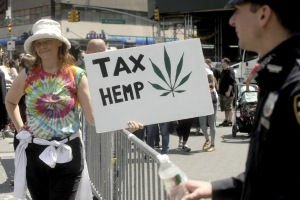 Cannabis Parade, New York