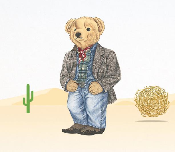Polo Bear tee