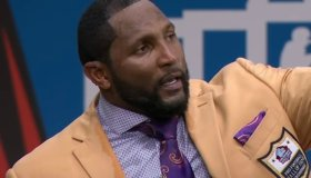 Ray Lewis Pro Football Hall Of Fame Speech