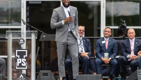 I Promise School Grand Opening Celebration With LeBron James