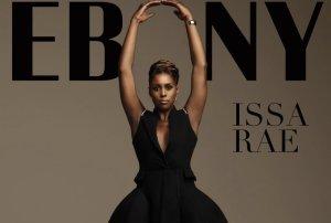 Issa Rae EBONY September Issue Cover