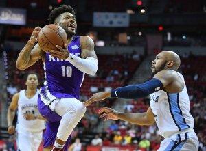 2018 NBA Summer League - Las Vegas - Sacramento Kings v Memphis Grizzlies