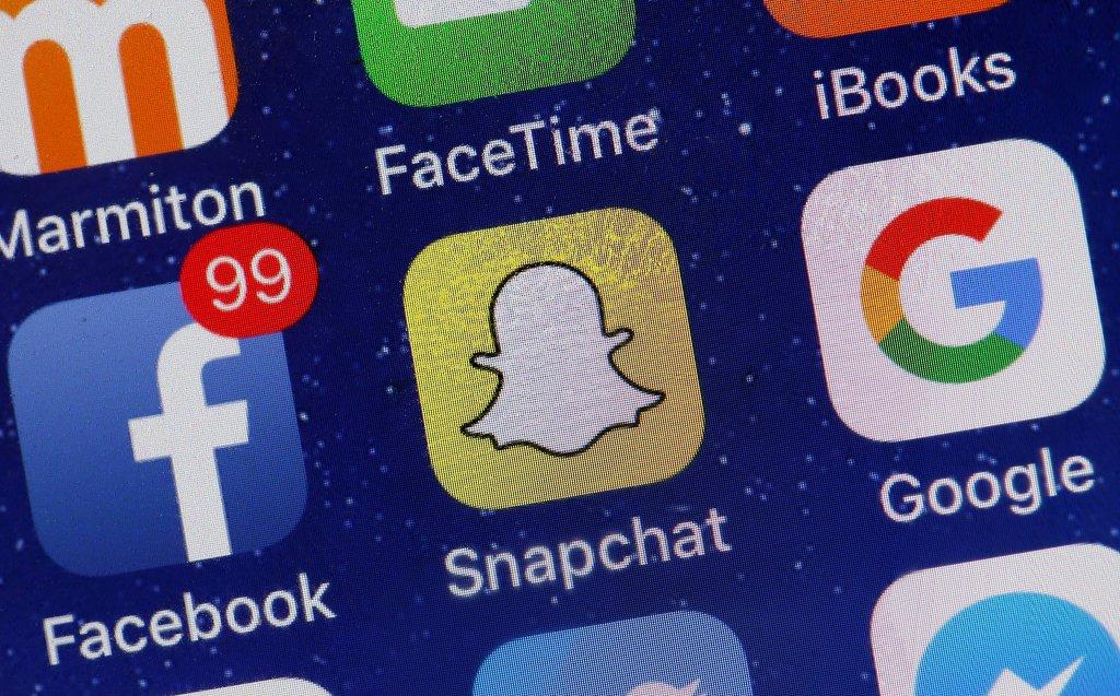 Snapchat : Illustration