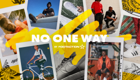 Footaction No One Way Campaign