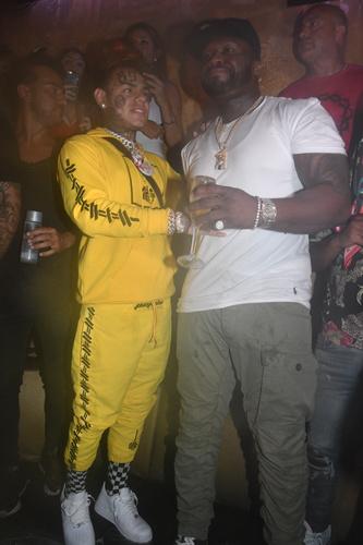 50 Cent & Tekashi