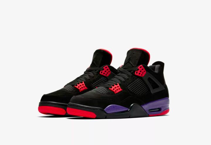 """Nike Jordan IV """"Raptors"""""""
