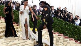 Heavenly Bodies: Fashion & The Catholic Imagination Costume Institute Gala - Arrivals