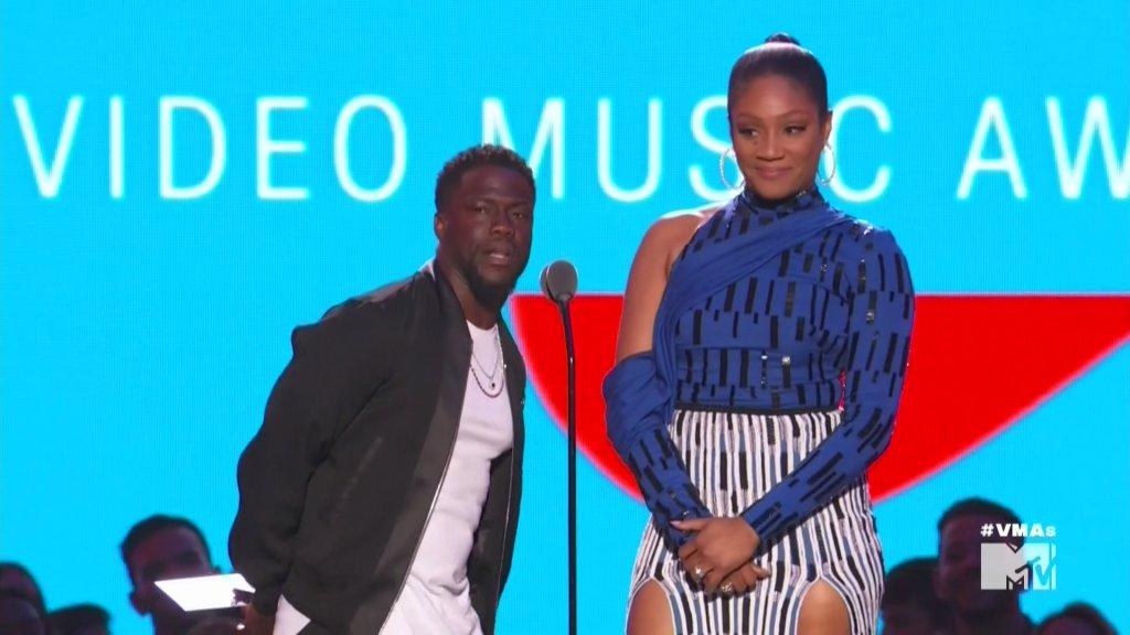 Kevin Hart at MTV VMAs 2018