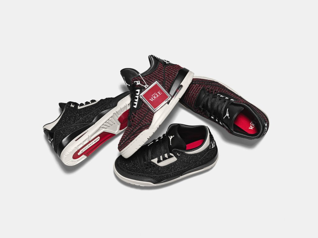 Air Jordan x Vogue