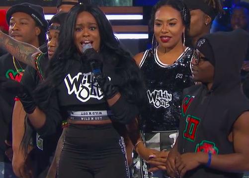Azealia Banks on Wild N' Out