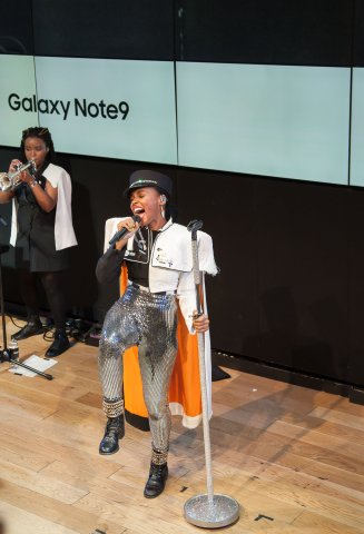 An Evening with Janelle Monáe at Samsung 837