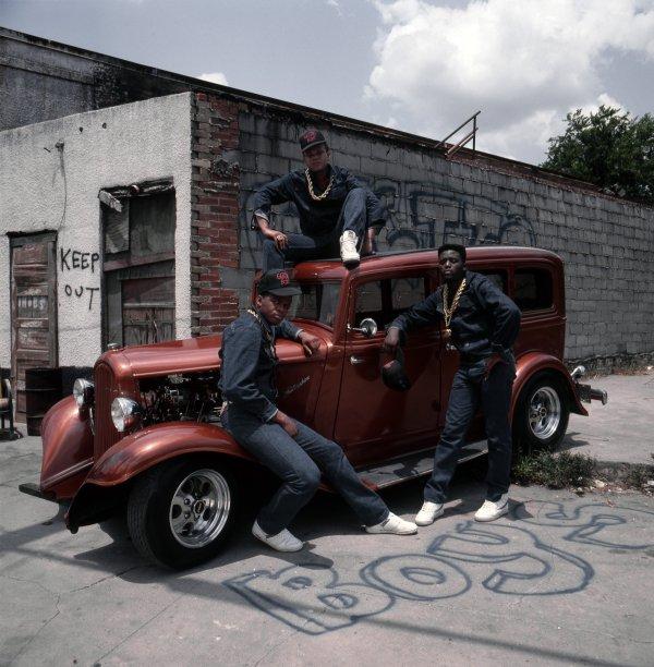 The Ghetto Boys Portrait Session