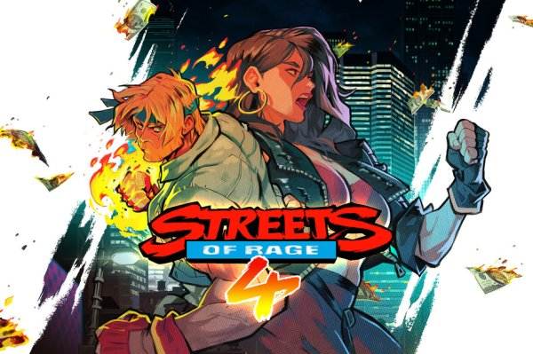 Streets of Rage 4 Announcement Trailer