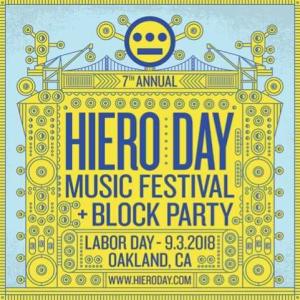 hiero day hieroglyphics music festival lineup 2018