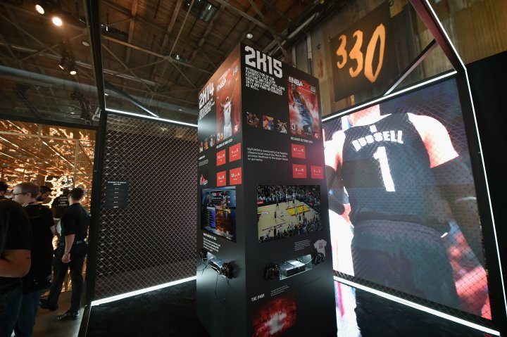 NBA 2K19 Pre Launch Event NYC
