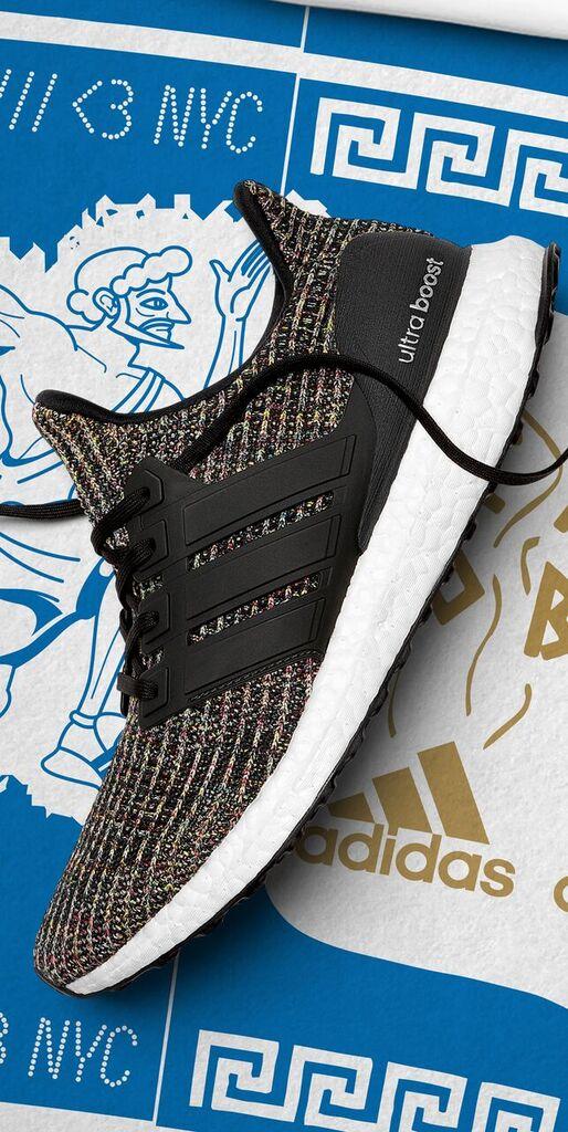 "adidas ""NYC Bodega"" UltraBOOST"