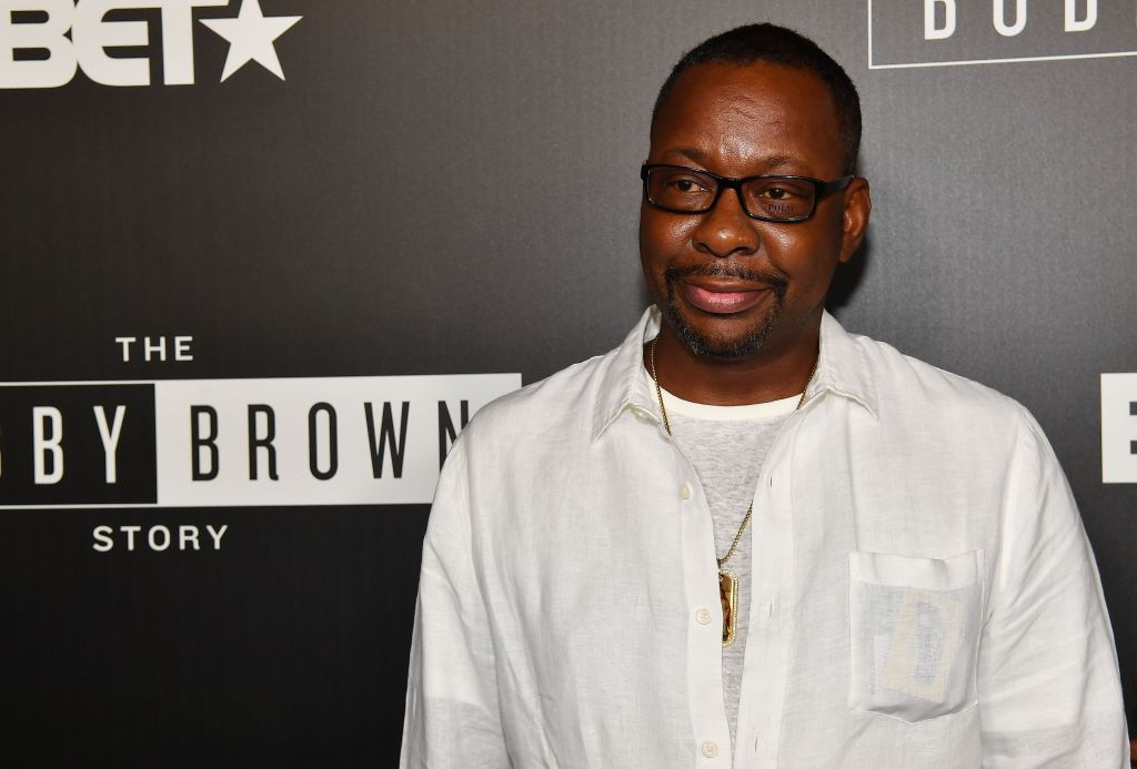 Twitter Hilarious Reacts To Part One of Bobby Brown Miniseries