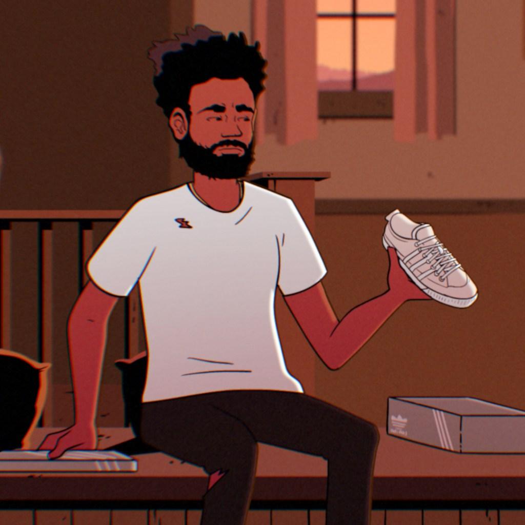Donald Glover for adidas Originals
