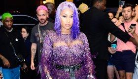 Celebrity Sightings in New York City - September 6, 2018