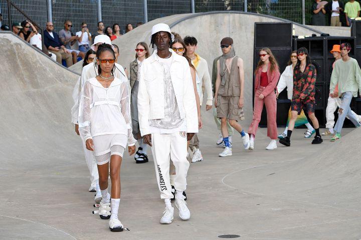 John Elliott – Runway – September 2018 – New York Fashion Week