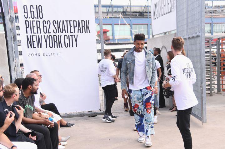John Elliott – Front Row – September 2018 – New York Fashion Week: The Shows