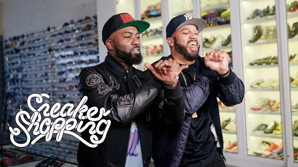 Desus & Mero Sneaker Shopping