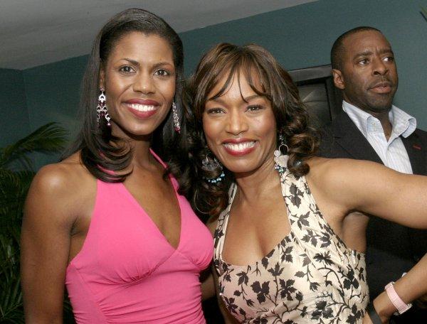 2004 American Black Film Festival - Film Life Movie Awards - Backstage