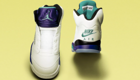 Air Jordan 5 Fresh Prince