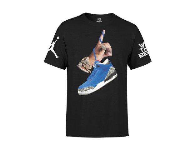 DJ KHALED AIR JORDAN 3 T-SHIRT