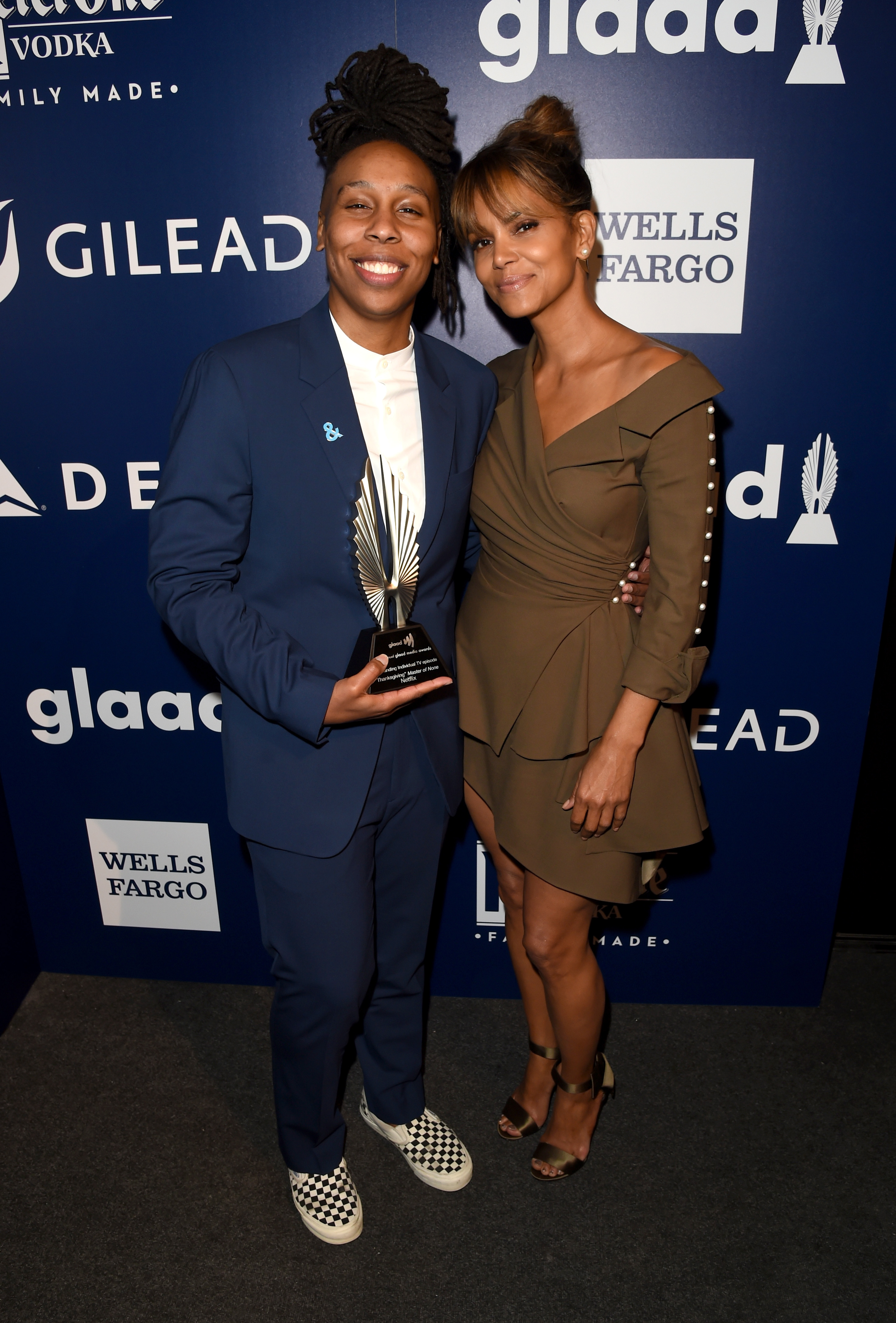 29th Annual GLAAD Media Awards Los Angeles - Backstage
