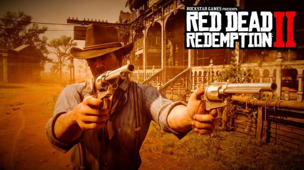 Red Dead Redemption 2 : Official Gameplay Video Part 2
