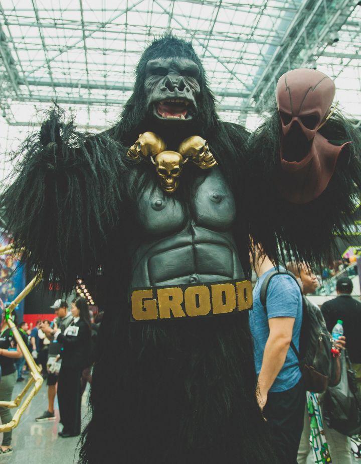 New York Comic Con 2018 Day 1