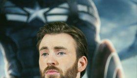 Conférence De Presse Du Film 'Captain America - le soldat de l'hiver'A Paris