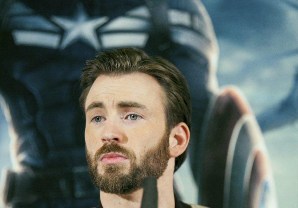 Chris Evans Tweet Hints At Him Retiring From Playing Captain America