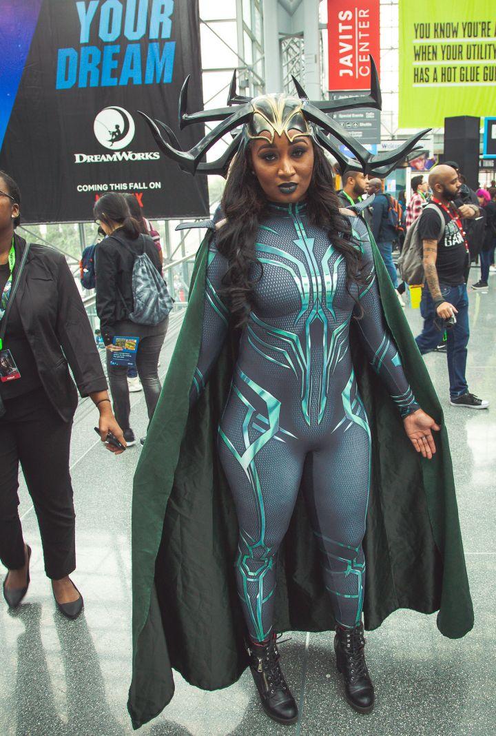 New York Comic Con 2018 Day 2