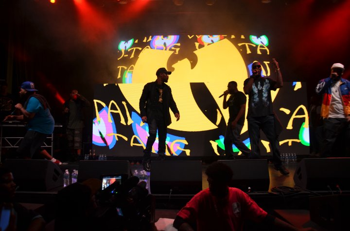 A3C Festival Outdoor Show Day 1 Wu-Tang Clan & More
