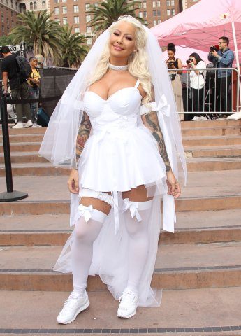 Amber Rose SlutWalk 2018