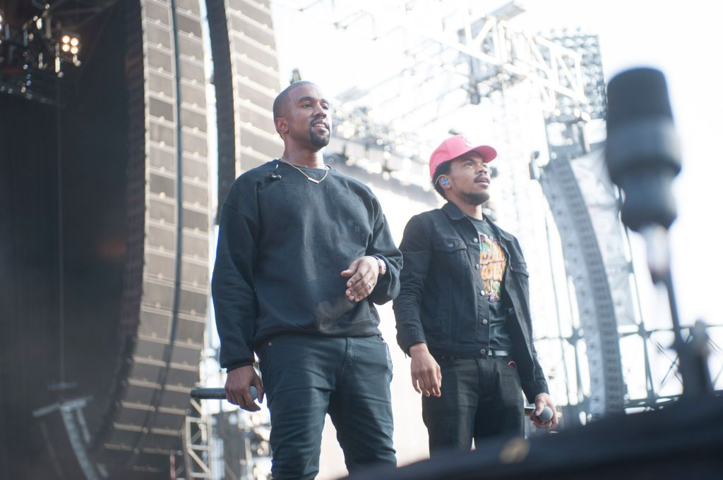 """Chance The Rapper Believes Kanye West """"Does A Lot of Stuff For The Attention"""""""