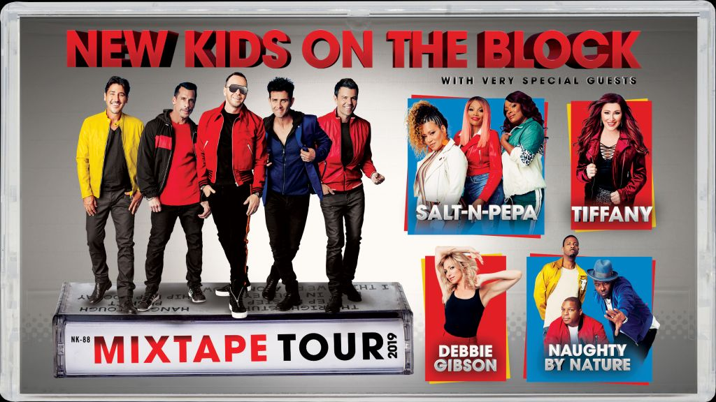 New Kids On The Block tour